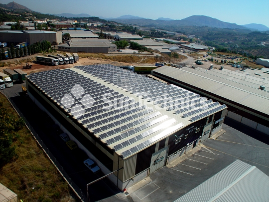 Energías Alternativas Pascual Valor, S.L. - 92,48 kWp – Alcoy (Alicante) SPAIN